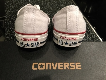 How to spot fake Converse All Star shoes and recognize